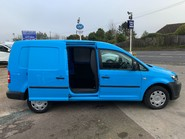 Volkswagen Caddy C20 TDI STARTLINE ** Direct From British Gas** 29,000 Miles 2