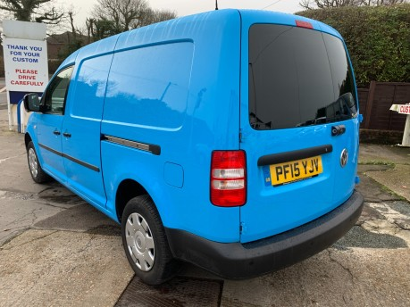 Volkswagen Caddy C20 TDI STARTLINE ** Direct From British Gas** 29,000 Miles 6