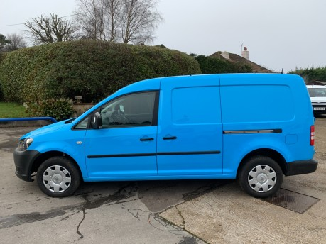 Volkswagen Caddy C20 TDI STARTLINE ** Direct From British Gas** 29,000 Miles 14