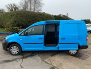 Volkswagen Caddy C20 TDI STARTLINE ** Direct From British Gas** 29,000 Miles 7