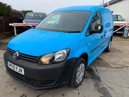 Volkswagen Caddy C20 TDI STARTLINE ** Direct From British Gas** 29,000 Miles 8