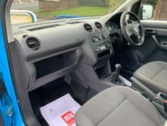 Volkswagen Caddy C20 TDI STARTLINE ** Direct From British Gas** 29,000 Miles 9