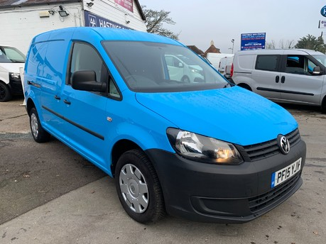 Volkswagen Caddy C20 TDI STARTLINE ** Direct From British Gas** 29,000 Miles