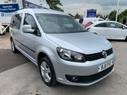 Volkswagen Caddy C20 LIFE TDI 7 Seater Automatic 104,000 Miles 1