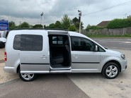 Volkswagen Caddy C20 LIFE TDI 7 Seater Automatic 104,000 Miles 2
