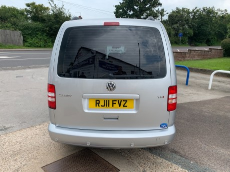 Volkswagen Caddy C20 LIFE TDI 7 Seater Automatic 104,000 Miles 5