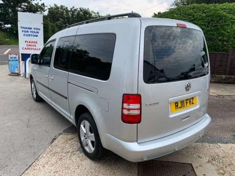 Volkswagen Caddy C20 LIFE TDI 7 Seater Automatic 104,000 Miles 6
