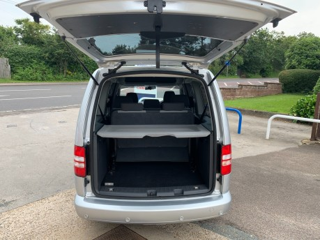 Volkswagen Caddy C20 LIFE TDI 7 Seater Automatic 104,000 Miles 4