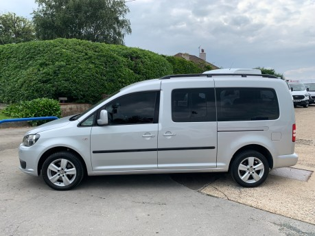 Volkswagen Caddy C20 LIFE TDI 7 Seater Automatic 104,000 Miles 16