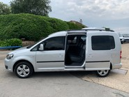 Volkswagen Caddy C20 LIFE TDI 7 Seater Automatic 104,000 Miles 7