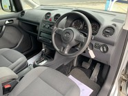 Volkswagen Caddy C20 LIFE TDI 7 Seater Automatic 104,000 Miles 10