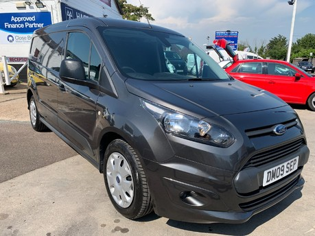 Ford Transit Connect 210 TREND P/V 52,000 Miles