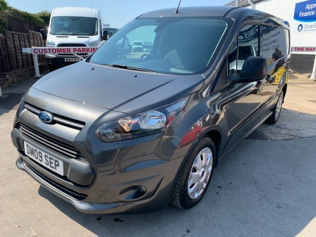 Ford Transit Connect 210 TREND P/V 52,000 Miles 9