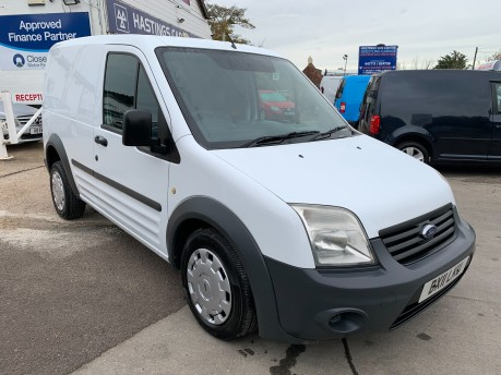 Ford Transit Connect T220 LR **Service History** 105,000 Miles 1