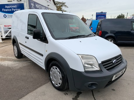 Ford Transit Connect T220 LR **Service History** 105,000 Miles