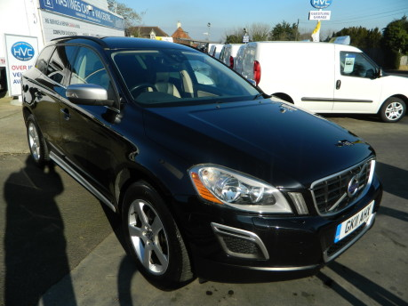Volvo XC60 D5 R-DESIGN AWD, 2.4 GEARTRONIC, FULL LEATHER, 64,000