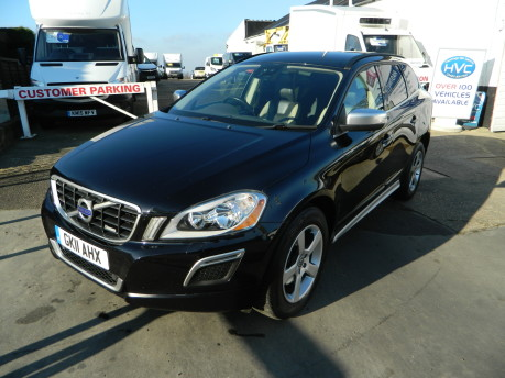 Volvo XC60 D5 R-DESIGN AWD, 2.4 GEARTRONIC, FULL LEATHER, 69000 8