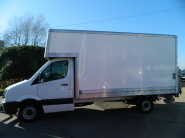 Volkswagen Crafter CR35 TDI C/C Luton with Taillift 70,000 Miles 7