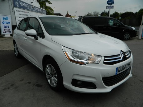 Citroen C4 VTR PLUS HDI, Air Con, Cruise Control, 23,000 Miles