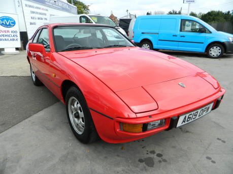 Porsche 924 1984CC Engine *Service history* Mileage not warranted