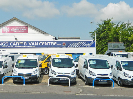 Used Vans & Cars for sale in Hastings 8