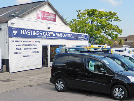 Used Vans & Cars for sale in Hastings 9