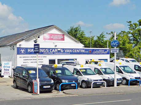 Used Vans & Cars for sale in Hastings 5