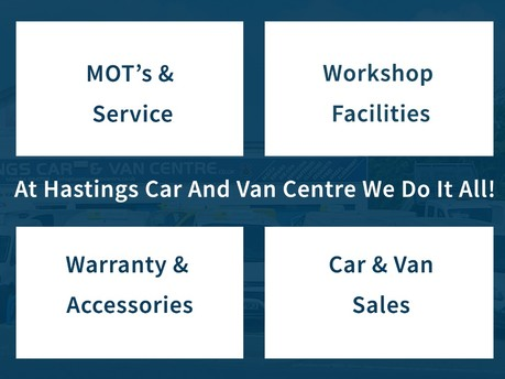 Used Vans & Cars for sale in Hastings 10