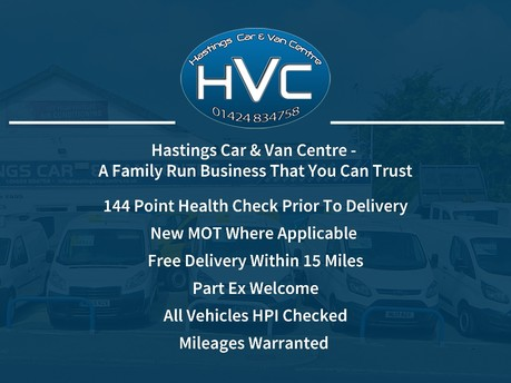 Used Vans & Cars for sale in Hastings 4