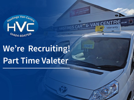 Valeter Required