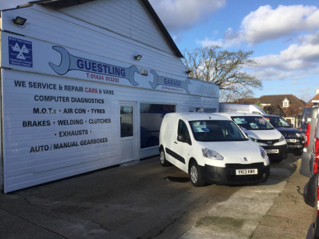 Used Vans & Cars for sale in Hastings