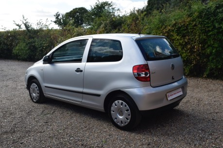 Volkswagen Fox URBAN 6V 11