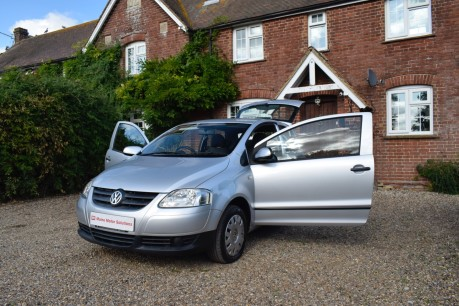 Volkswagen Fox URBAN 6V 15