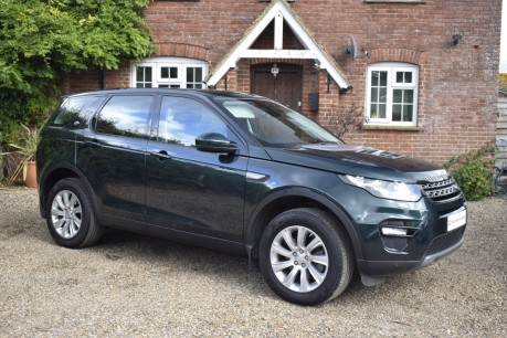 Land Rover Discovery Sport TD4 SE TECH 2