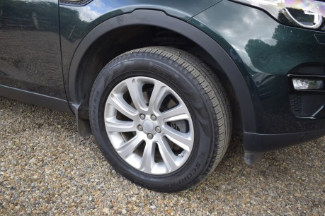 Land Rover Discovery Sport TD4 SE TECH 6