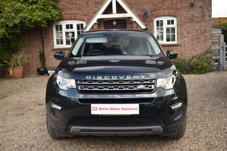 Land Rover Discovery Sport TD4 SE TECH 9