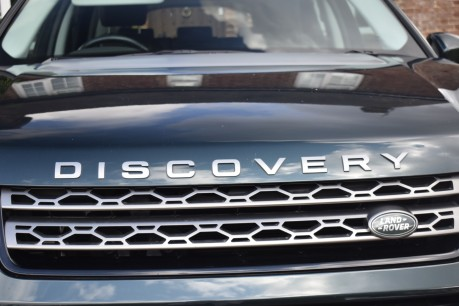 Land Rover Discovery Sport TD4 SE TECH 11