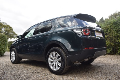 Land Rover Discovery Sport TD4 SE TECH 13