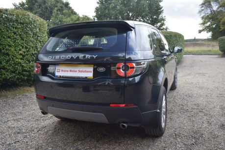 Land Rover Discovery Sport TD4 SE TECH 17