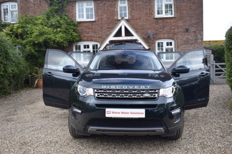 Land Rover Discovery Sport TD4 SE TECH 36
