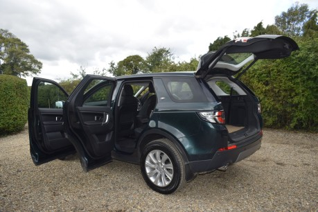 Land Rover Discovery Sport TD4 SE TECH 38