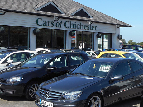 Used Cars Chichester West Sussex 4