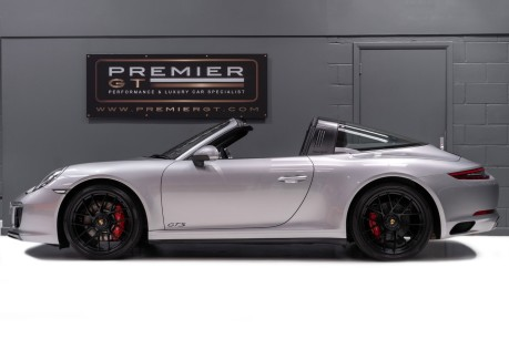 Porsche 911 TARGA 4 GTS 3.0 PDK, ONE FORMER KEEPER, GTS INTERIOR PACK, FULL PPF 4