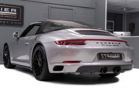 Porsche 911 TARGA 4 GTS 3.0 PDK, ONE FORMER KEEPER, GTS INTERIOR PACK, FULL PPF 8