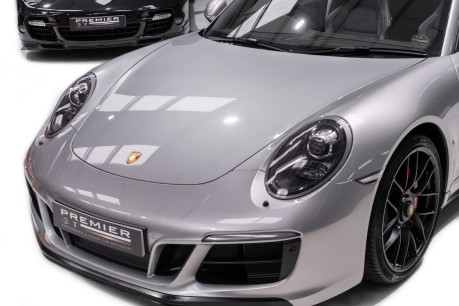 Porsche 911 TARGA 4 GTS 3.0 PDK, ONE FORMER KEEPER, GTS INTERIOR PACK, FULL PPF 14