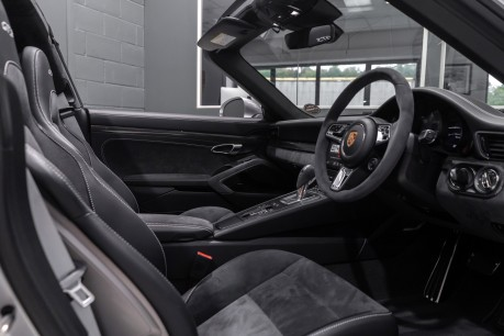 Porsche 911 TARGA 4 GTS 3.0 PDK, ONE FORMER KEEPER, GTS INTERIOR PACK, FULL PPF 33