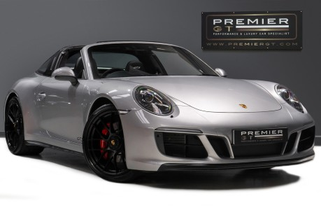Porsche 911 TARGA 4 GTS 3.0 PDK, ONE FORMER KEEPER, GTS INTERIOR PACK, FULL PPF 1