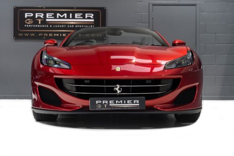 Ferrari Portofino 3.9 V8 CONVERTIBLE. SORRY, NOW SOLD. CALL US TODAY TO SELL YOUR FERRARI. 3