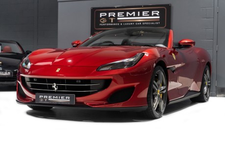 Ferrari Portofino 3.9 V8 CONVERTIBLE. SORRY, NOW SOLD. CALL US TODAY TO SELL YOUR FERRARI. 4