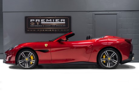 Ferrari Portofino 3.9 V8 CONVERTIBLE. SORRY, NOW SOLD. CALL US TODAY TO SELL YOUR FERRARI. 5